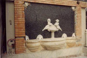 Fântâni arteziene decorative